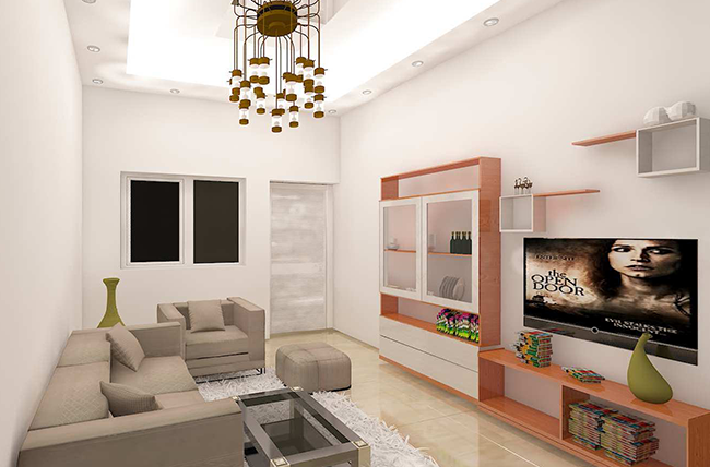 Interior Designs Of Aparna Grande Hyderabad